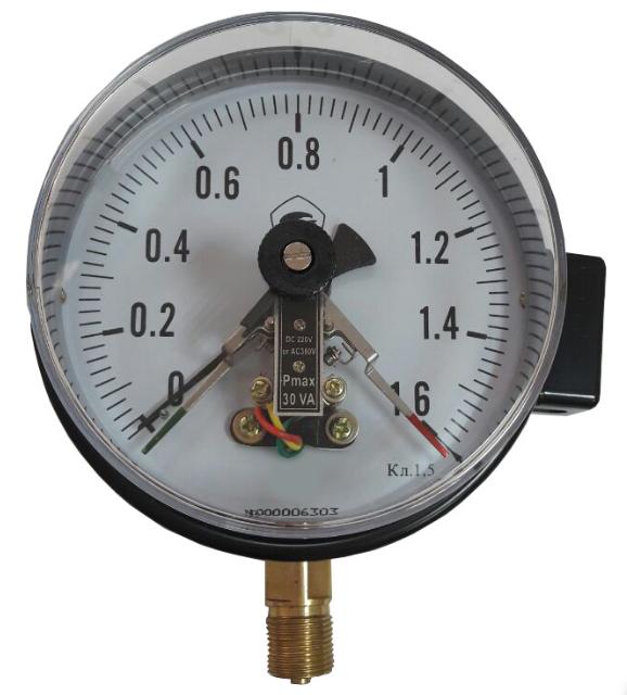 ДМЭ-2005 деформационный электроконтактный манометр