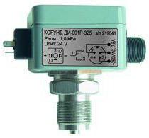 Низкопредельное реле для воздуха и сухих газов КОРУНД-ДИ/ДР/ДИВ-001Р-325