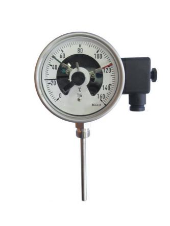 ТБ-Э биметаллический электроконтактный термометр
