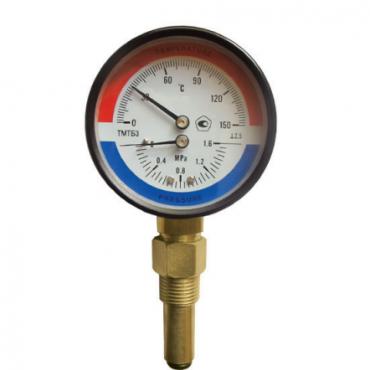 ТМТБ термоманометр