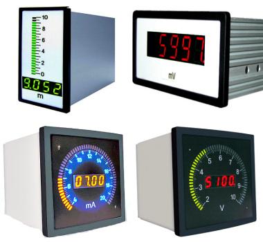 Измеритель-регулятор Ф1762.х-хх постоянного тока и напряжения