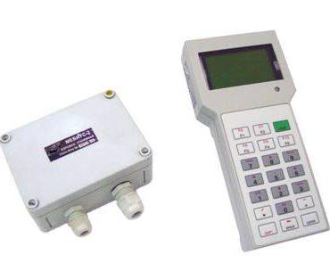 индикатор-регистратор-самописец Мебиус-2