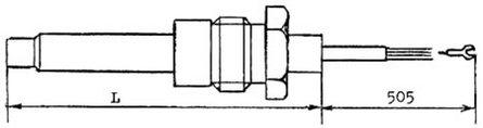 Габаритные размеры ТСМ-1193-03