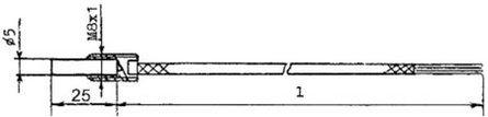 Габаритные размеры ТСМ-1193