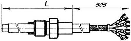 Габаритные размеры ТСП-1193-03