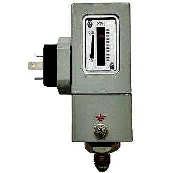 Реле давления с встроенным манометром ДЕМ-105М1-РАСКО