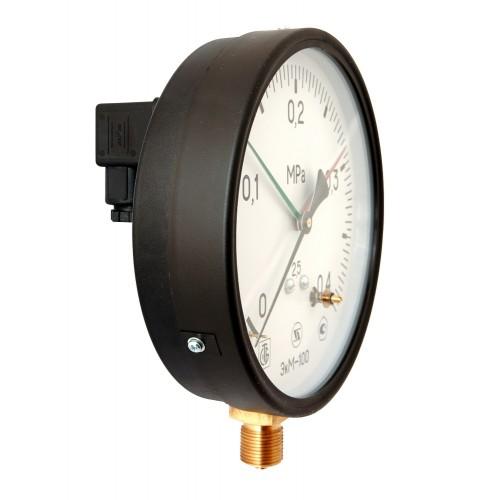 ЭКМ100Вм, ЭКМ160Вм манометр электроконтактный