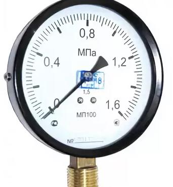 МП100М-Эконом манометр