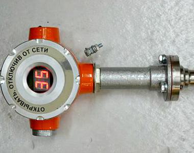 Сигнализатор СЖУ-1-АИ акустоимпедансный