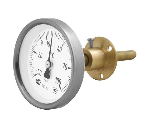 ТБП-63В термометр для вентиляции и кондиционирования