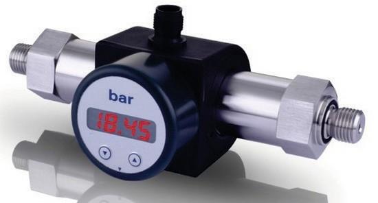 Датчик дифференциального давления DMD-831