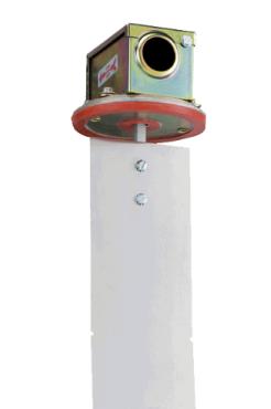 DWYER-530 реле потока воздуха