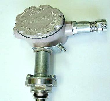 СЖУ-1-ВУ эхо-локационный с волноводной трубой