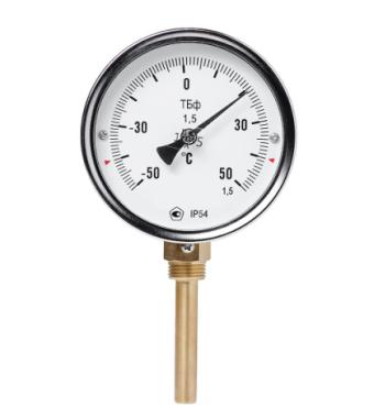 ТБф-120-d100 термометр