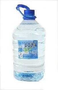 Дистиллированная вода PURE LIFE
