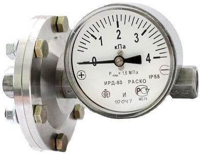 ИРД-80-РАСКО индикатор разности давлений
