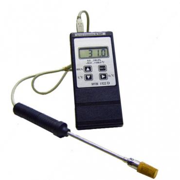 ИТВ-1522D ручной измеритель влажности