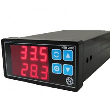 ИТВ-2605D измеритель влажности и температуры