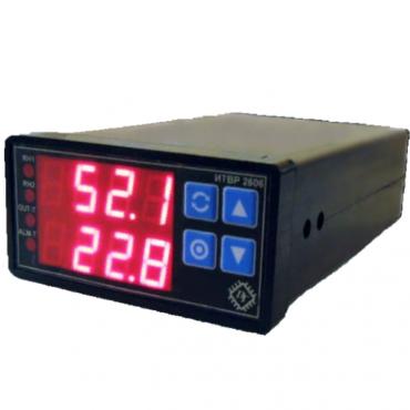 ИТВР-2606D регулятор влажности и температуры
