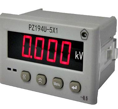 Вольтметр одноканальный PZ194U