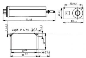 задатчик РЗД-12м размеры