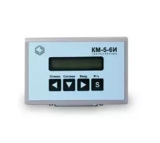 КМ-5-6И мультисистемный теплосчетчик