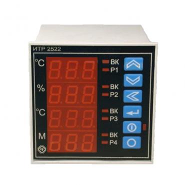 регулятор влажности ИТР-2522