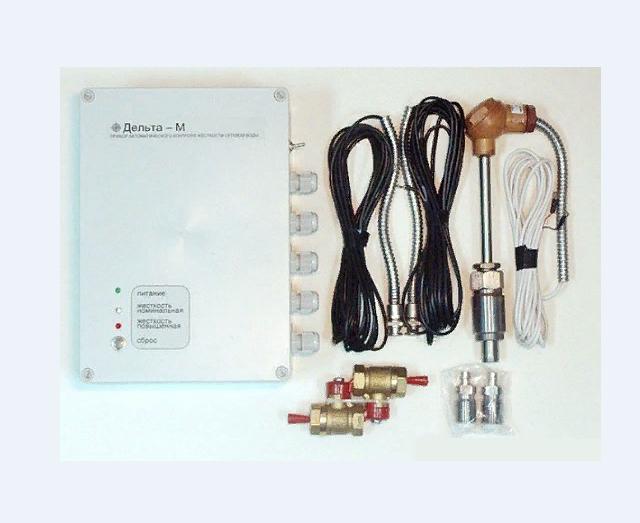 Дельта-М прибор контроля жесткости воды
