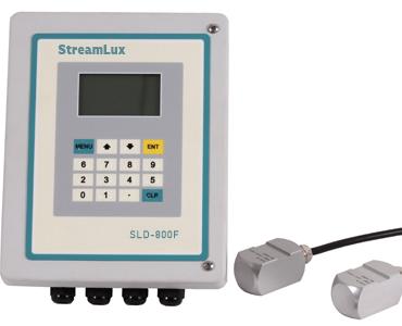 StreamLux SLD-800F расходомер