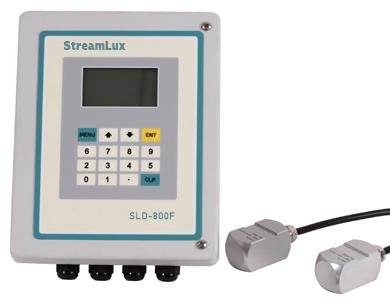 StreamLux SLD-800F/800P расходомер для загрязнённых жидкостей