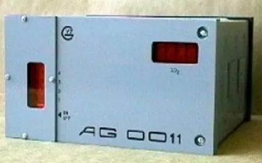 АГ0011 газоанализатор кислорода стационарный