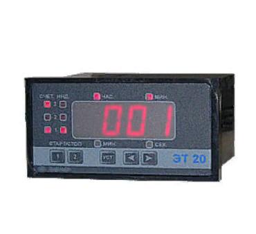 электронный таймер ЭТ-20