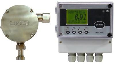 pH-4110 pH-метр с удаленным первичным преобразователем
