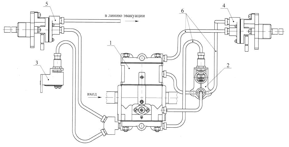 РГУ2-М1 с двумя датчиками температуры