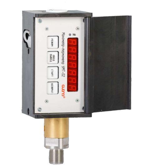 Устьевой манометр-термометр УМТ-02