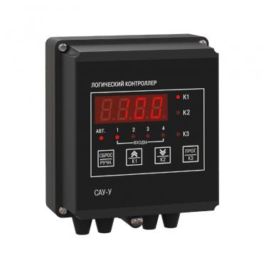 САУ-У контроллер для управления группой насосов