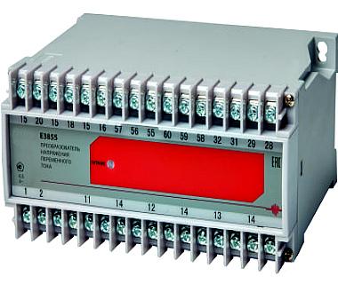 Преобразователь Е3855 трёхфазный ЗАО, RS485