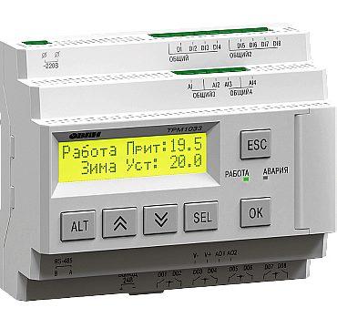 ТРМ1033 контроллер