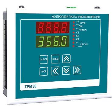 ТРМ33 контроллер.