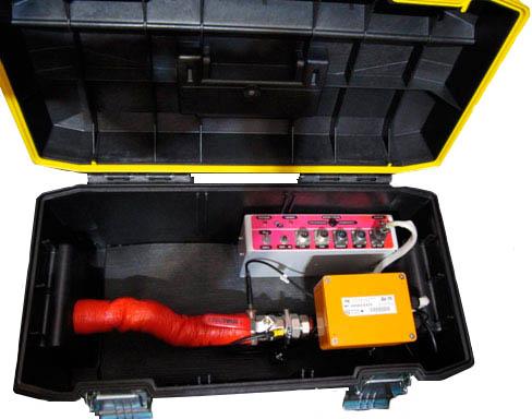 НЕПТОН установка поверочная переносная для счётчиков воды