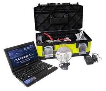 Каскад-2П установка поверочная переносная для счётчиков воды
