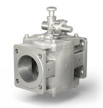 Клапаны предохранительно-запорные в алюминиевом корпусе