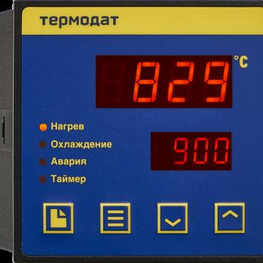 Термодат-10К6-D4/1УВ/1Р/1РС/1Т ПИД-регулятор