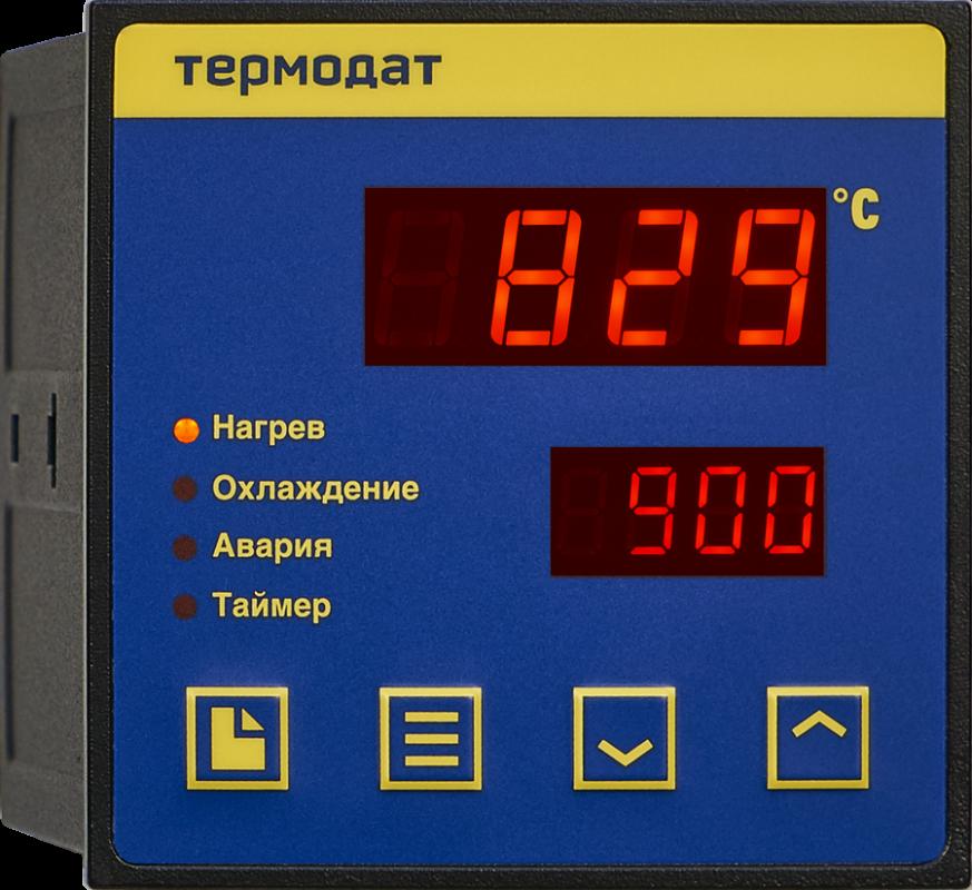 ПИД-регулятор Термодат-10К6-D4/1УВ/1Р/1РС/1Т