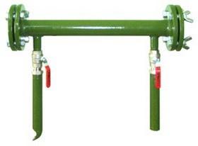 ИХЛ ИК-31, ИХЛ ИК-31М Индикаторы коррозии теплосетей ИКТ