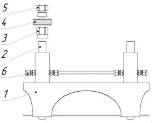 Схема. Коллектор КЛ-2,-3,-4