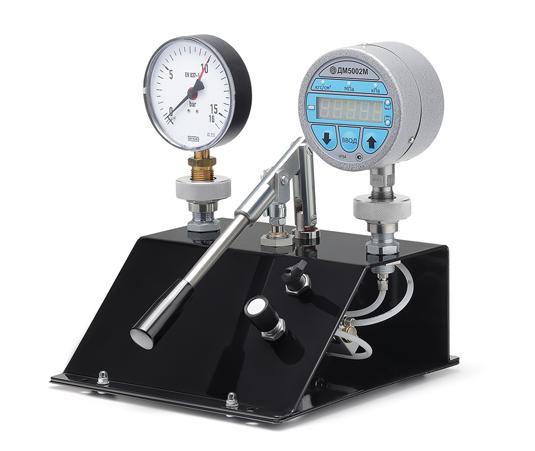 ПУСК устройство пневматическое для сравнительной калибровки