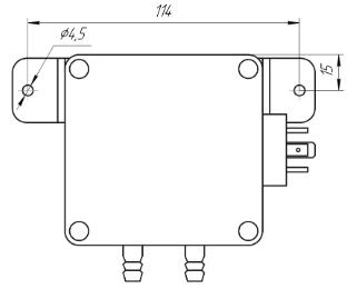 Крепежные элементы к ЗОНД-10-ДД-1165
