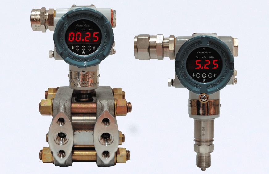 Интеллектуальные датчики давления СДВ-SMART