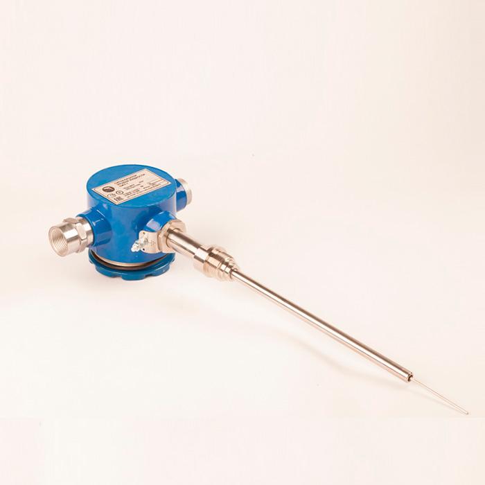Сигнализатор уровня жидкости ультразвуковой СЖУ-1-О
